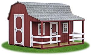 barn playhouse