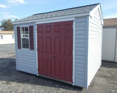 Millersville, Maryland, Amish built, heavy duty, shed
