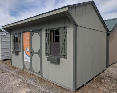 10x16 Cottage Storage Shed