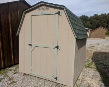 6x6 Madison Mini Barn